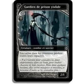 Gardien De Prison Yixlide - Vision De L'avenir (Vf) Mtg
