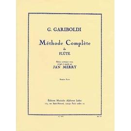 Gariboldi : M�thode De Fl�te Op. 128 Vol. 1