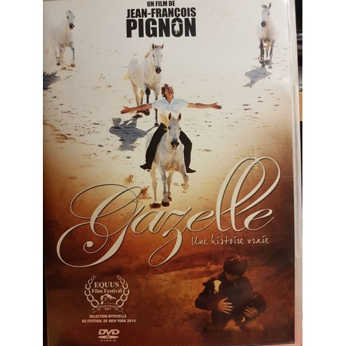 gazelle pignon