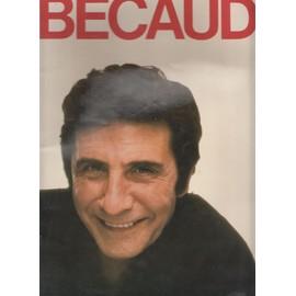 Gilbert Becaud Rare Programme