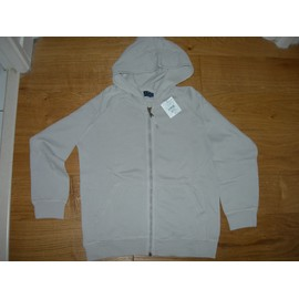 Gilet Cfk Gris Taille 10 Ans