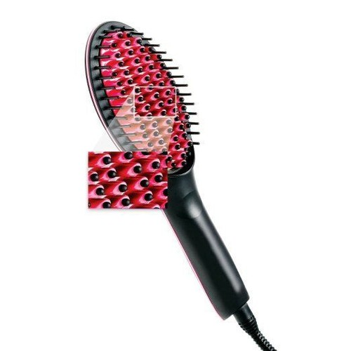 glam 39 brush la brosse lissante et chauffante en c ramique pas cher. Black Bedroom Furniture Sets. Home Design Ideas