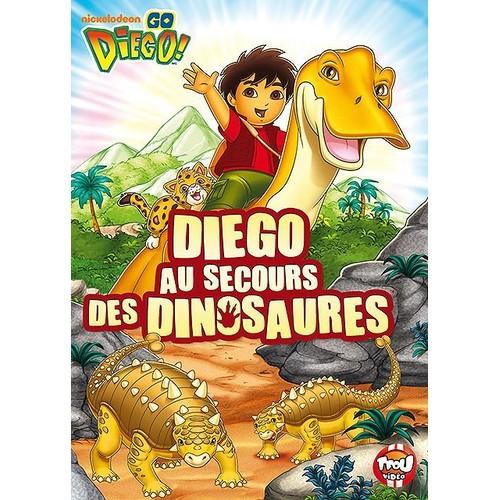 Go diego diego au secours des dinosaures dvd zone 2 - Jeux de go diego ...