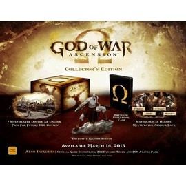 God Of War - Ascension - Edition Collector