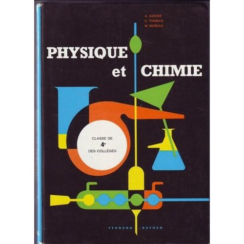 physique classe de 4eme