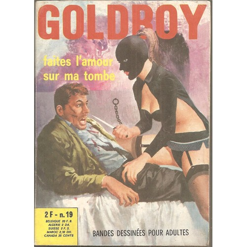 BD rotique, X, porno, adulte - Bandes dessines