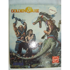 Golden Axe Atari St