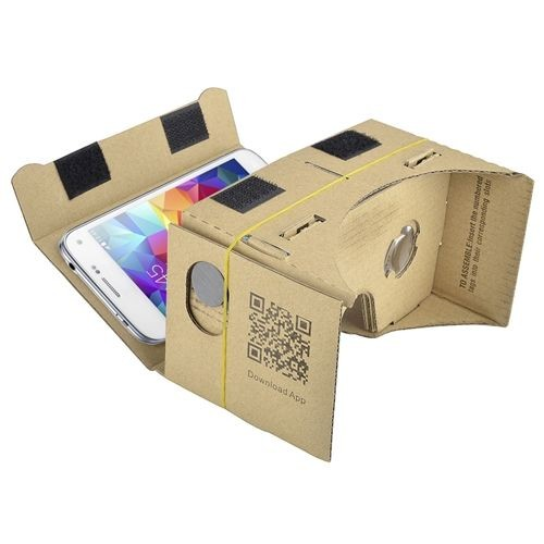 google cardboard i o casque vr r alit virtuelle lunette de r alit augment e. Black Bedroom Furniture Sets. Home Design Ideas