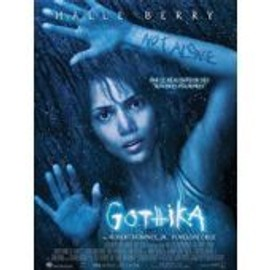 Gothika - Halle Berry - Mathieu Kassovitz - Affiche De Cin�ma Pli�e 60x40 Cm