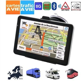 navipro x100 gps poids lourd camion 7 pouces hd achat. Black Bedroom Furniture Sets. Home Design Ideas