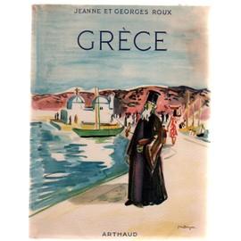 Gr�ce. de ROUX (Jeanne et Georges)