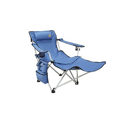 Grand Canyon Giga Chaise Pliante Pour Camping Bleu 58 X 60 94 Cm