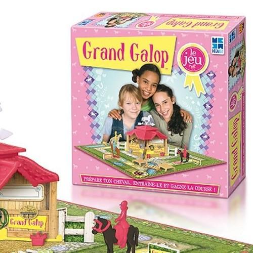 grand galop le jeu achat et vente priceminister. Black Bedroom Furniture Sets. Home Design Ideas
