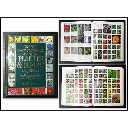 Grande encyclop die des plantes fleurs de jardin plus - Encyclopedie des fleurs et plantes de jardin ...