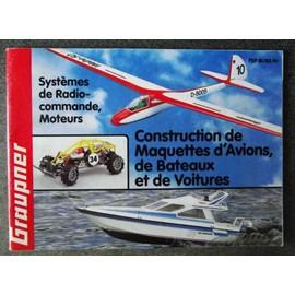 Graupner Construction De Maquettes D'avions De Bateaux Et De Voitures 1