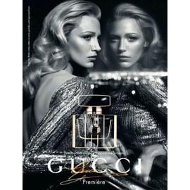 Gucci Premi�re De Gucci - Publicit� De Parfum Avec Blake Lively - Guc12