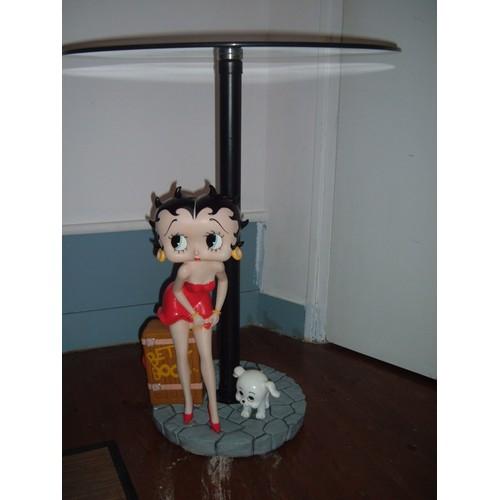 Gueridon Betty Boop