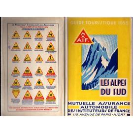 guide 1955 de la mutuelle assurance automobile des instituteurs de france alpes du sud de. Black Bedroom Furniture Sets. Home Design Ideas