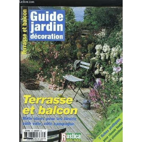 Décoration Balcon Et Aménagement Réussi: Terrasse Et Balcon Mille Idees
