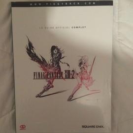 Guide Officiel Complet Final Fantasy Xiii- 2 de SQUARE ENIX