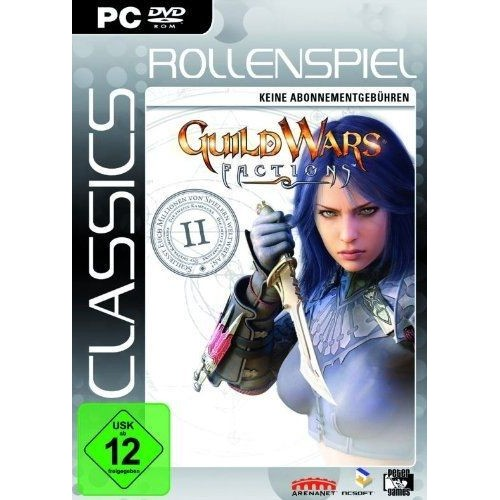 Guild Wars Factions [Import Allemand] [Jeu Pc], sur PC