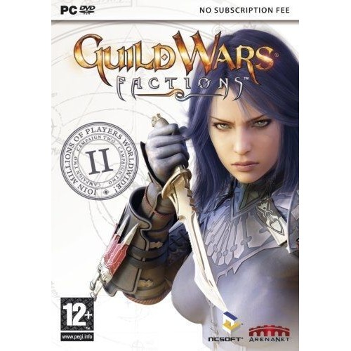 Guild Wars: Factions (Pc) [Import Anglais] [Jeu Pc], sur PC