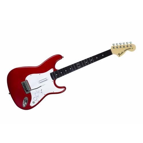 Guitare En Bois Fender Stratocaster Compatible Xbox One ...