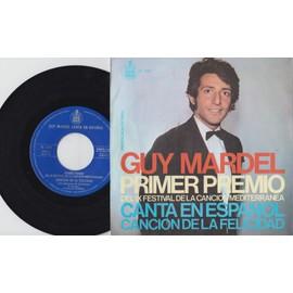 Guy Mardel Canta En Espanol Cancion De La Felicidad - Guy Mardel