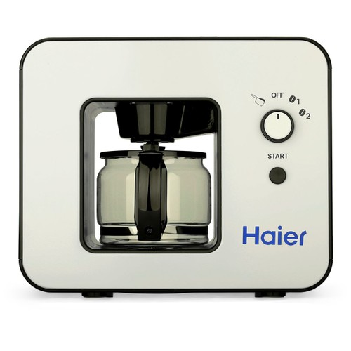 haier grind brew machine caf automatique 4 tasses plaque chauffante moulin int gr cafeti re. Black Bedroom Furniture Sets. Home Design Ideas