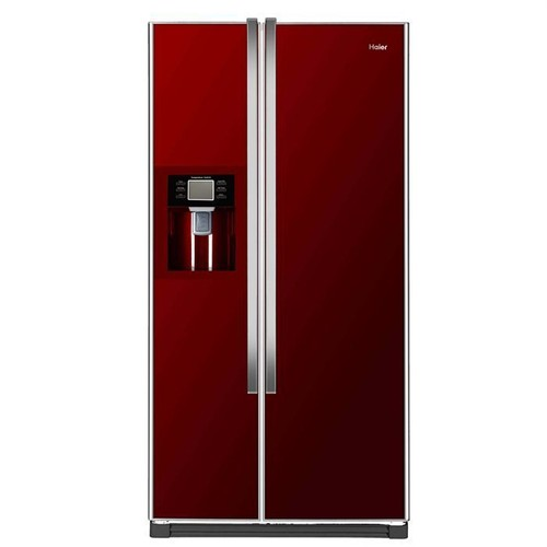 haier hrf 663cjr refrigerateur americain pas cher priceminister. Black Bedroom Furniture Sets. Home Design Ideas