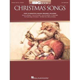 The Big Book Of Christmas Songs de hal l�onard publishing corporation