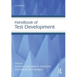 Handbook Of Test Development