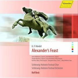 Alexander's Feast - Georg Friedrich Haendel