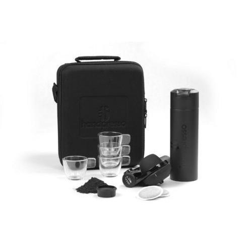 handpresso 48241 coffret outdoor complet machine expresso. Black Bedroom Furniture Sets. Home Design Ideas