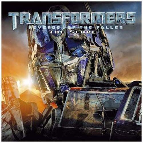 transformers 2 la revanche hans zimmer cd album priceminister rakuten. Black Bedroom Furniture Sets. Home Design Ideas