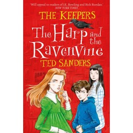 The Harp And The Ravenvine de Ted Sanders