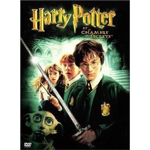 Harry potter et la chambre des secrets dvd zone 2 rakuten - Harry potter et la chambre des secrets streaming gratuit ...