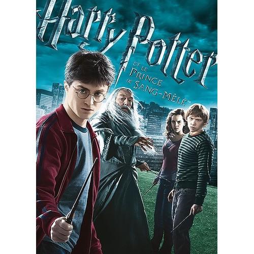 Book Cover Art Cost ~ Harry potter et le prince de sang mêlé en dvd ou blu ray