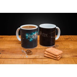 Mug Potter Harry Wand Thermique Effet Magic 76yvYfbg