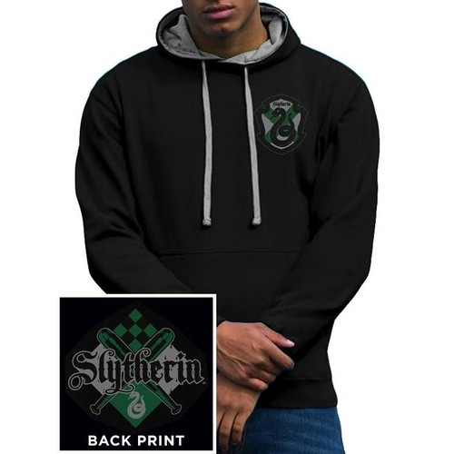 Harry Potter Sweater à Capuche House Slytherin M Neuf Et Doccasion