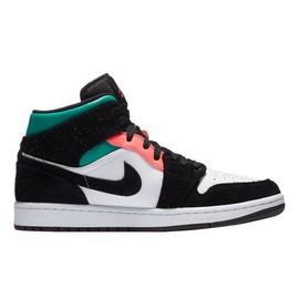 Haute cheville Nike Air Jordan 1 Mid South Beach | Rakuten