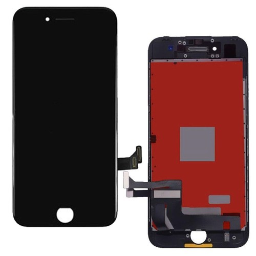 Haute qualite complet ecran lcd avce chassis vitre for Ecran photo iphone noir