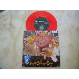 Heart Shaped Box (Vinyle Rouge) - Nirvana