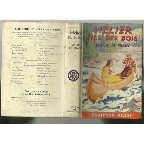 Hélier, fils des bois (French Edition)