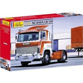Heller - Maquettes Camion Orange