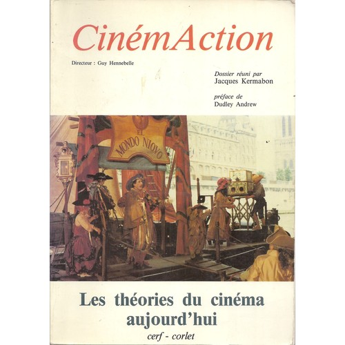 cinemaction nr 47 1988 les theories du cinema aujourd 39 hui cinema action de hennebelle guy. Black Bedroom Furniture Sets. Home Design Ideas