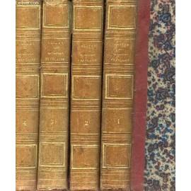 Histoire De La Revolution Francaise - En 4 Volumes - Complet / Tomes I + I +Iii +Iv / Huitieme Edition. de Thiers A.
