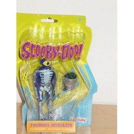 Homme squelette scooby doo figurine articul e 13 cm lansay - Jouets scooby doo ...