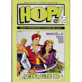 Hop ! N� 112 : Marcello (Mark Trail - Faustinelli - Barbera - Sciuscia - Bottaro - Pierdec)