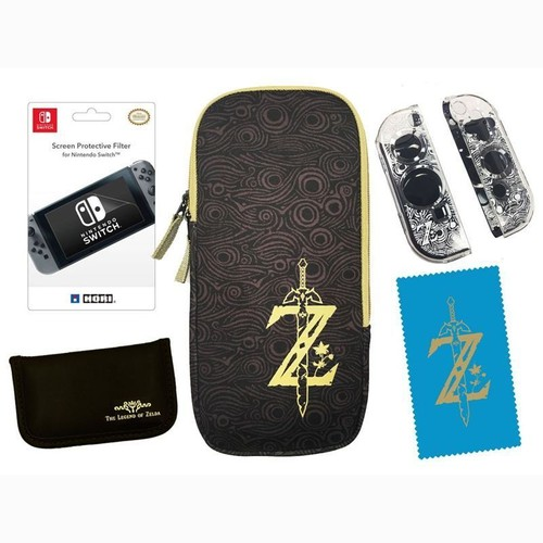 Accessoires switch zelda for Housse nintendo switch zelda